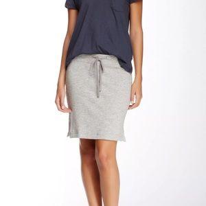 James Perse Standard Cotton Skirt